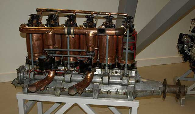 Beardmore engines