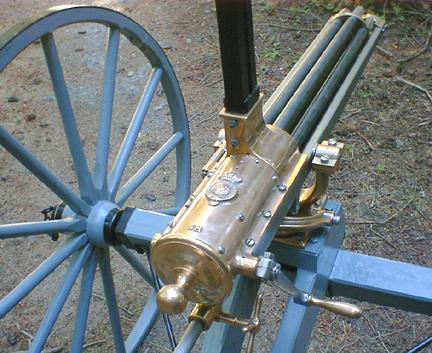 1st Model Gatling Gun for sale - Price Reduced!