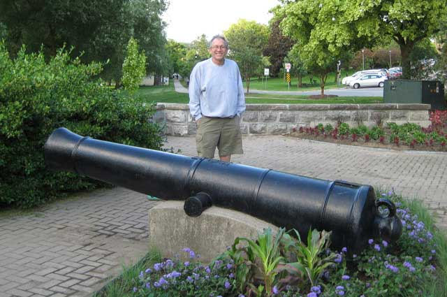 Picture of Blomefield Cannon