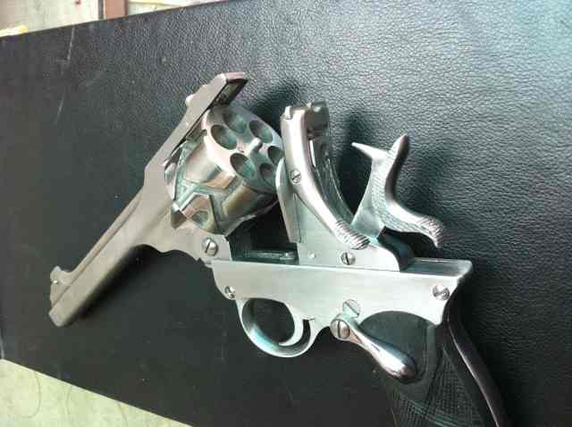 The PHSADC Webley Fosbery