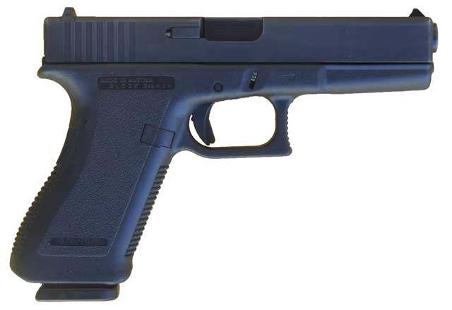 picture of Glock 17