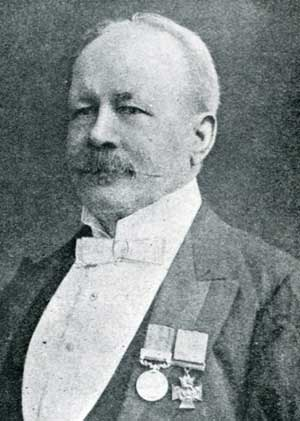 George Vincent Fosbery
