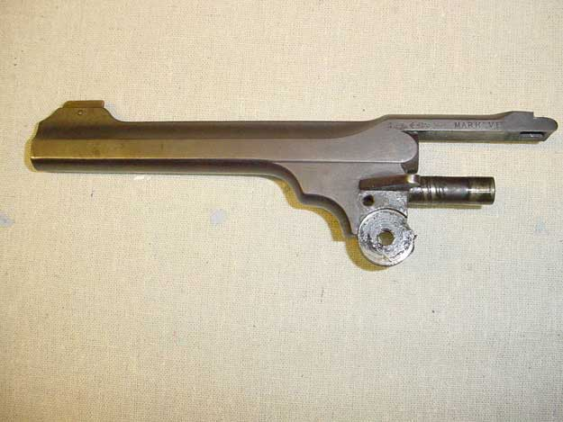 Picture of Webley barrel