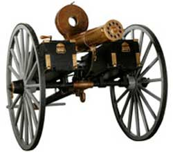 picture of sold Gatling Gun