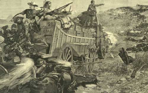 Battle of the Shangani