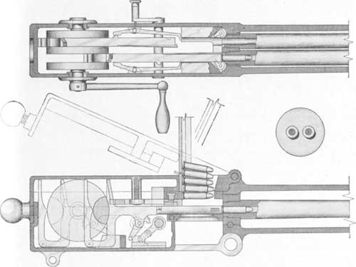drawings of gardner gun