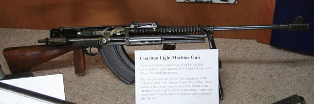 Picture of Charlton Automatic Rifle