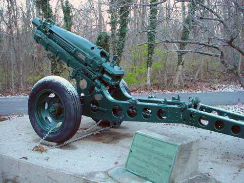 75mm Pack Gun