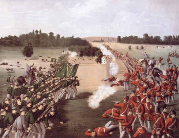 picture of Battle of Ridgeway