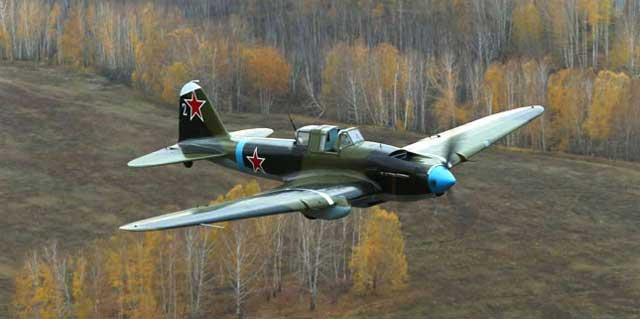 Flying Heritage's IL-2