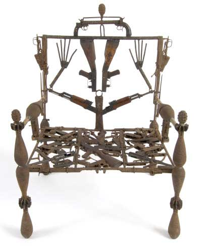 Throne of African Kings