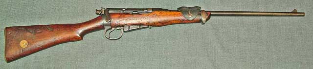 1900 Enfield Cavalry Carbine