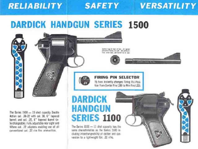 Dardick advertising brochure