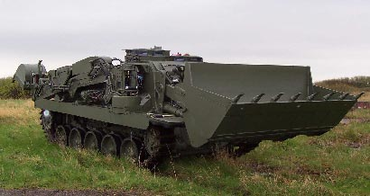 Terrier vehicle