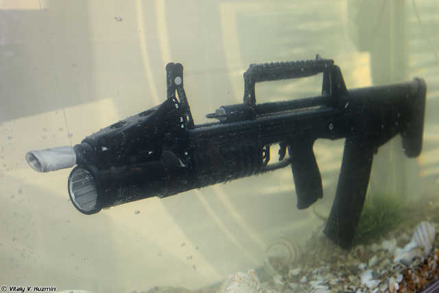 picture of ADS rifle