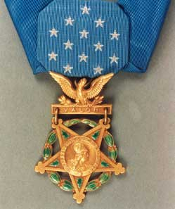 picture of Carter's Medal of Honor