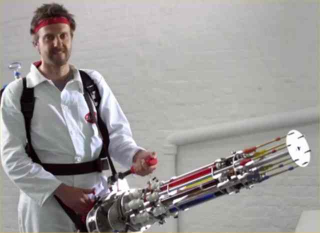 picture of Sugru Gatling Gun