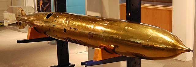 picture of Howell torpedo