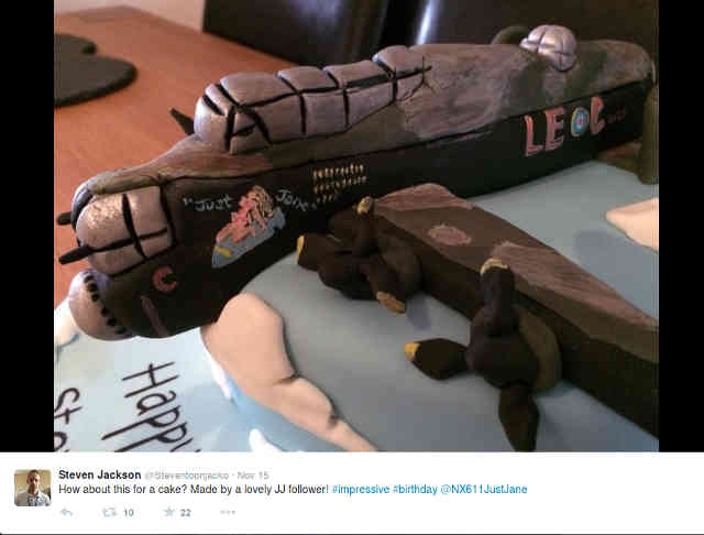picture of Just Jane cake...