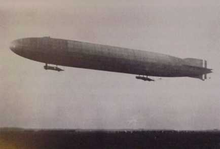 picture of zeppelin l-19
