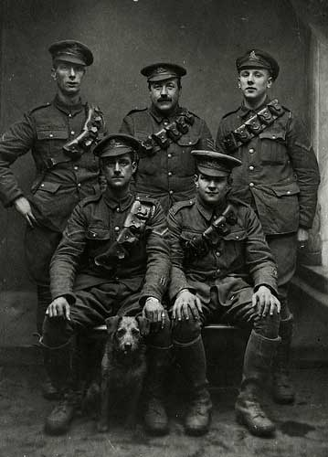 picture of WW1 soldiers