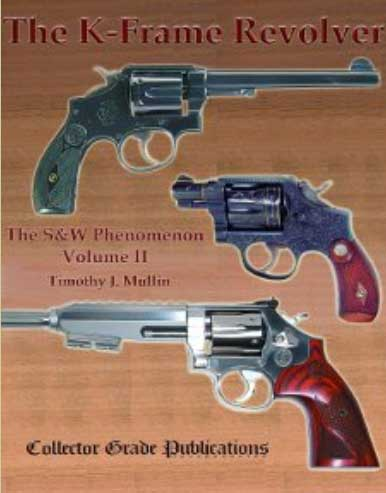 picture of K-Frame Revolver book