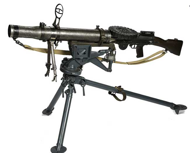 picture of Lewis Gun