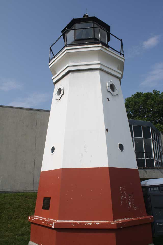 picture of Vermillion lighthouse
