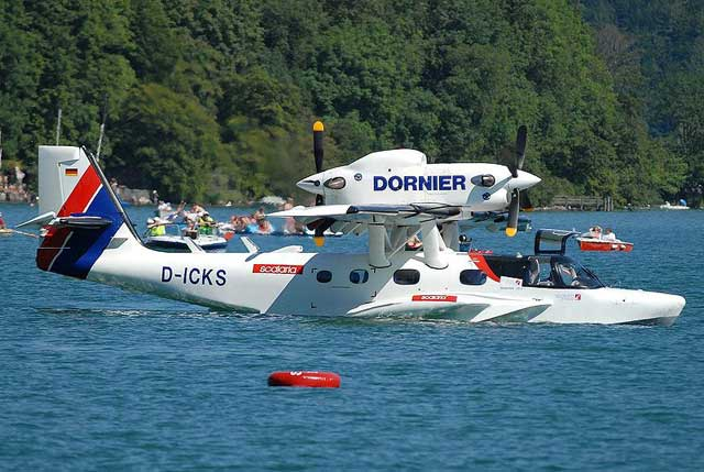picture of Dornier Seastar