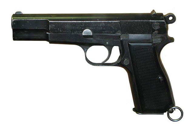picture of the Browning High Power