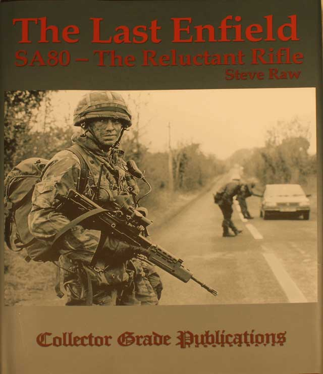 Picture of book, The Last Enfield