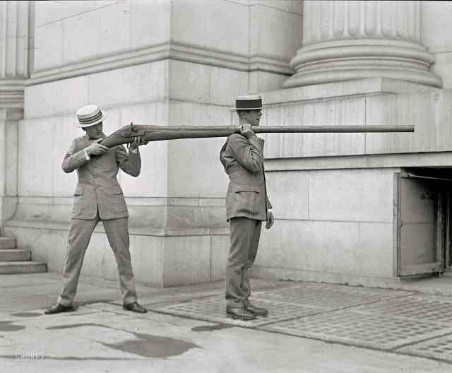 picture of Punt gun