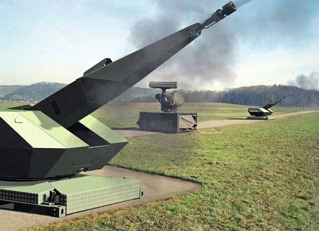 picture of Millennium Gun