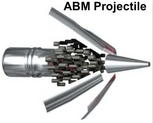 picture of projectile