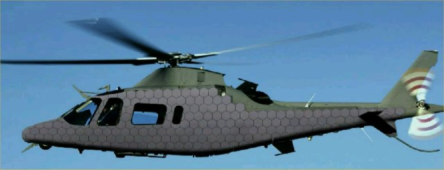 Adaptiv armor for Helos too