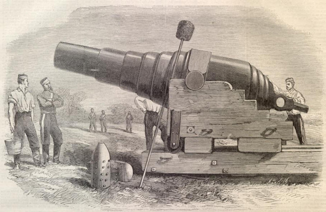 Picture of 600lb Armstrong Gun
