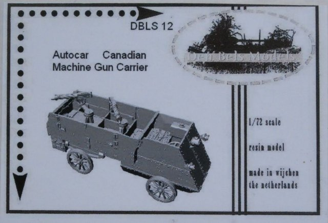pic of armored car kit