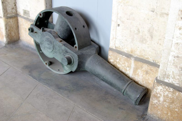 Picture of Revolver Cannon
