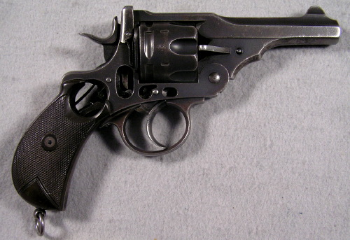 Picture of Webley cutaway