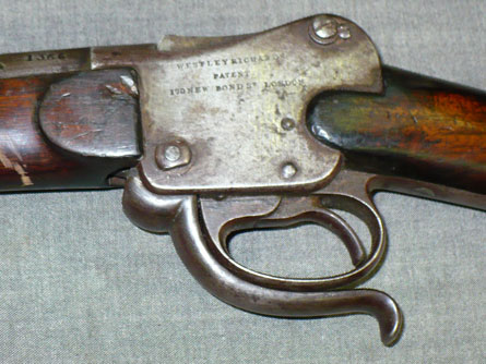 Picture of Westley Richards receiver