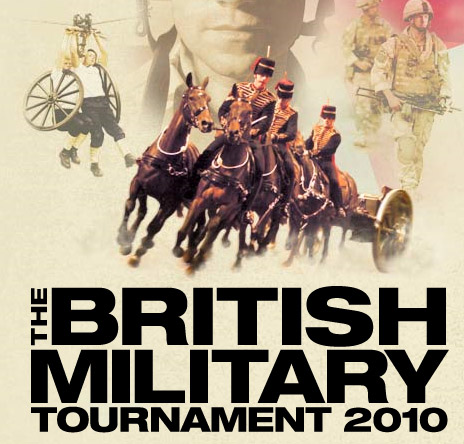 British Military Tournament 2010