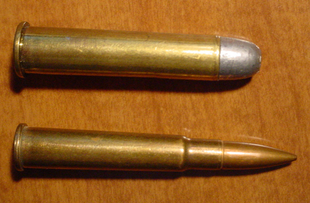 45/70 and the .303
