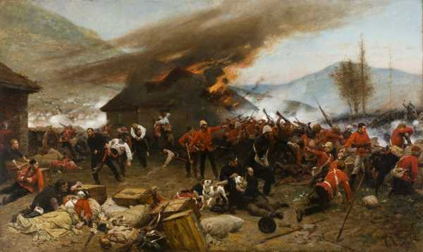 The Defense of Rorke's Drift