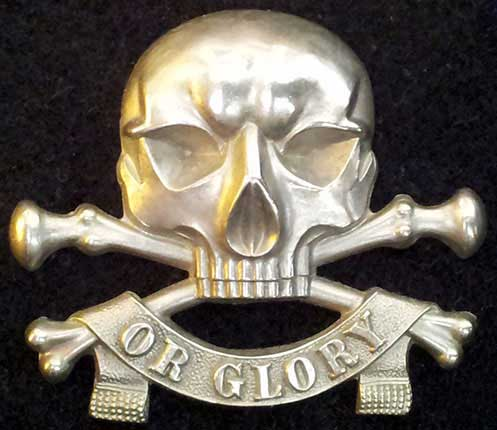 picture of Royal Lancers cap badge