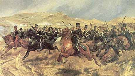 picture of Charge of the Light Brigade