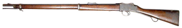 picture of Martini-Henry rifle