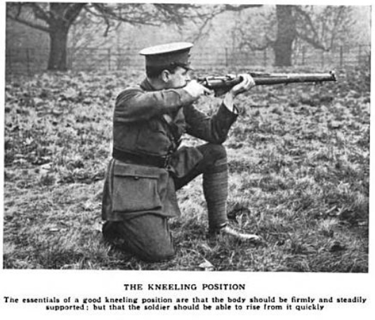 Shooting the Lee Enfield