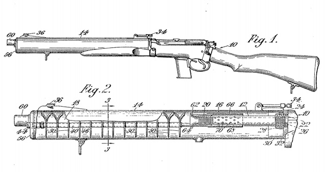 Picture of DeLisle patent drawing