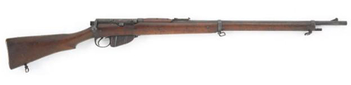 Lee Metford Rifle