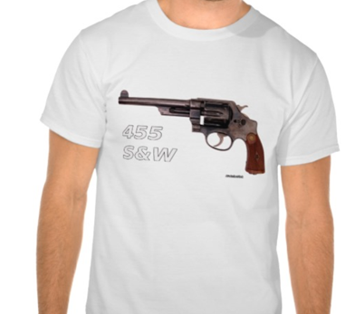 picture of S&W t shirt